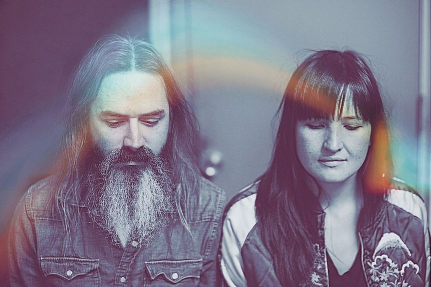 Moon Duo + Jackie Lynn @ La Sala Rossa, Montreal – 25th April