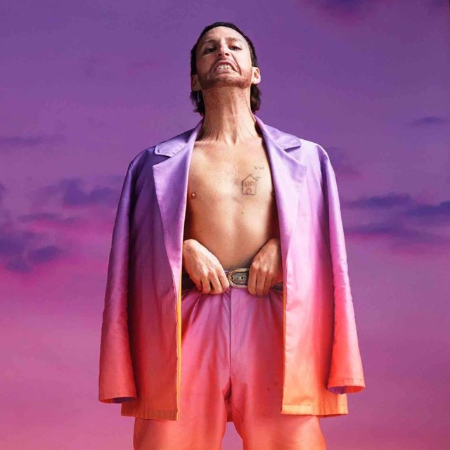 Looking forward to the new Kirin J Callinan album, Bravado